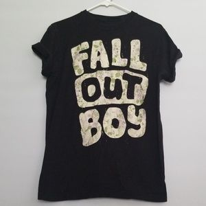 Fall Out Boy hot topic tee